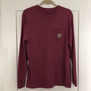 Carhartt Cotton Long Sleeve Tshirt